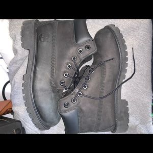 Timberland Boots youth size 3!